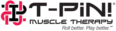 T-PiN! Muscle Therapy, Logo